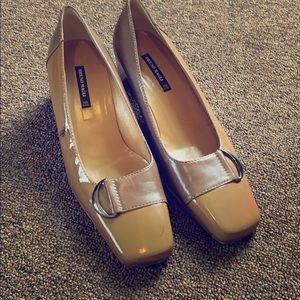 Bruno Magli Vintage Block Heels